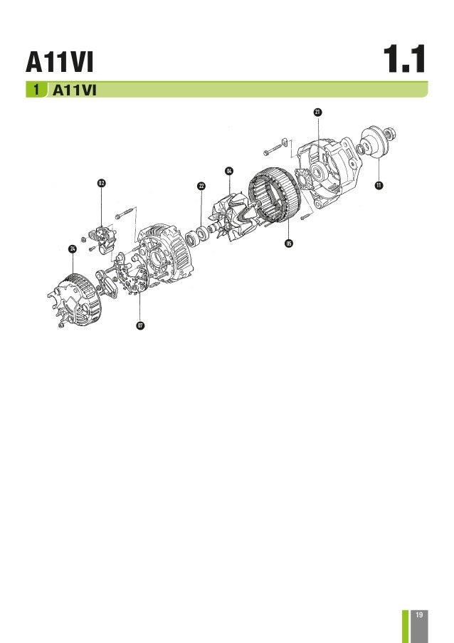 Valeo rotating starter & alternator spare parts 2015 catalogue 941374