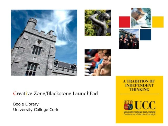 Creative Zone / Blackstone LaunchPad - Valerie King