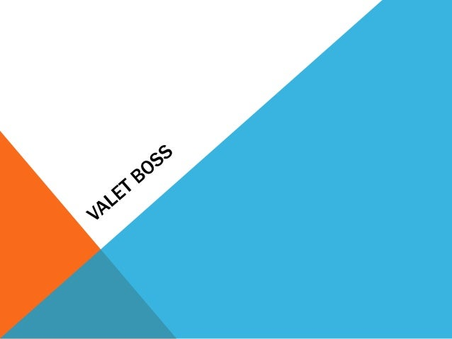 WHO WE AREValet Boss is a team dedicated to making the valet service experience   better. By strategically aligning oursel...