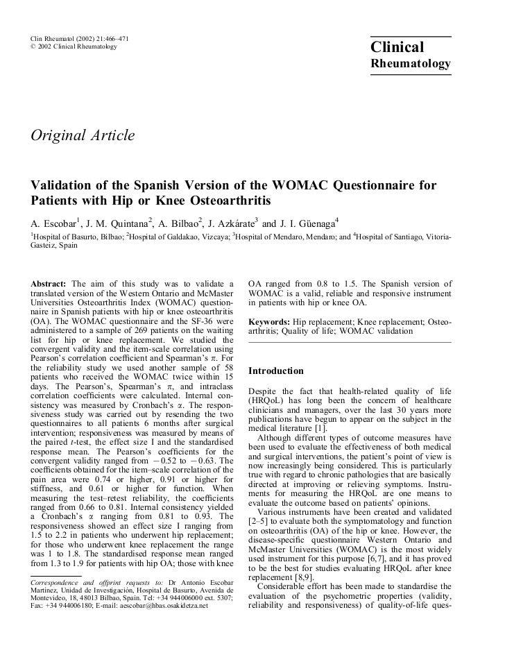 Clin Rheumatol (2002) 21:466–471ß 2002 Clinical Rheumatology                                                              ...