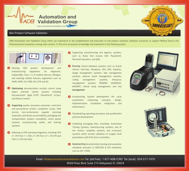 Email:info@automationandvalidation.comTel.(tollfree):1-877-ADB-CCRO Tel.(local):954-517-1970 8569PinesBlvd,Suite215Hollywo...