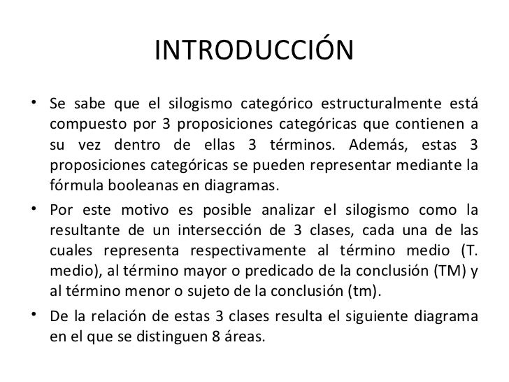 Validez de silogismos por diagramas pruebas de validez por diagramas de venn 2 ccuart Image collections
