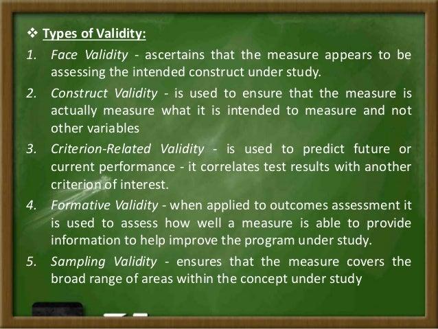 Determining Validity in Qualitative Inquiry