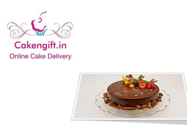 Best Birthday Cake Shop In Delhi