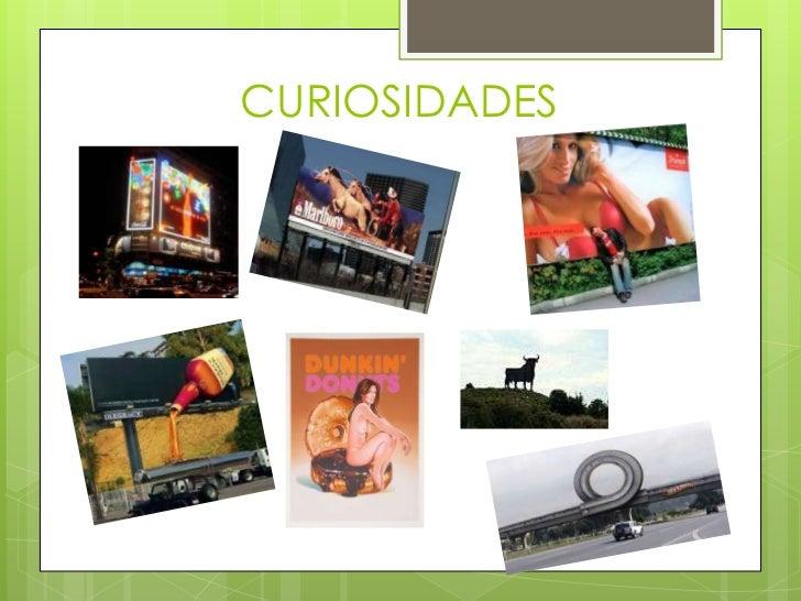 CURIOSIDADES<br />