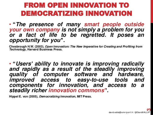 Open And Social Innovation Knowledge Creation In Third Places