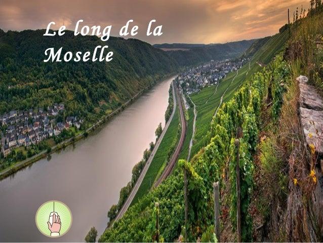 Le long de laMoselle