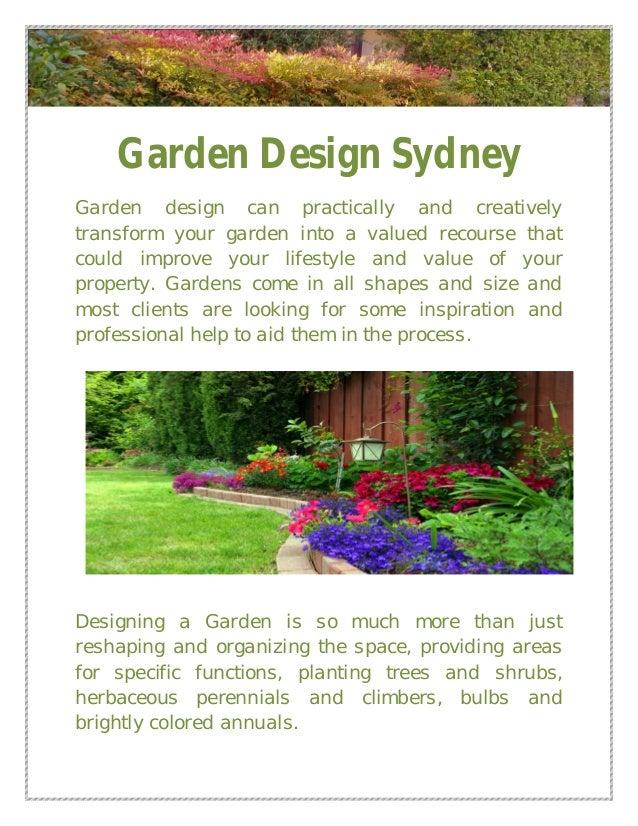Valley gardenlandscapes garden design sydney for Landscape design sydney