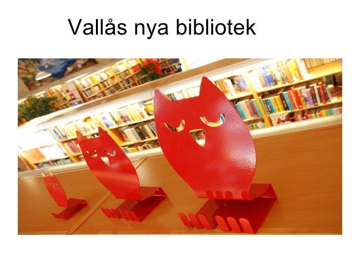 Vallås nya bibliotek