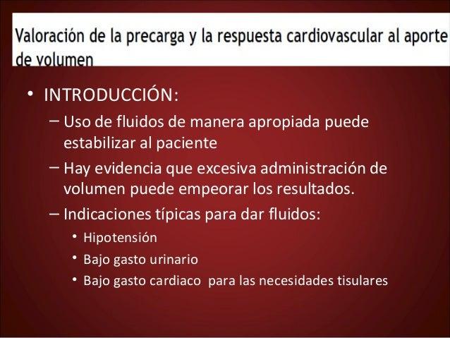 Valoracion de la_precarga_y_rpta_al_volumen Slide 2
