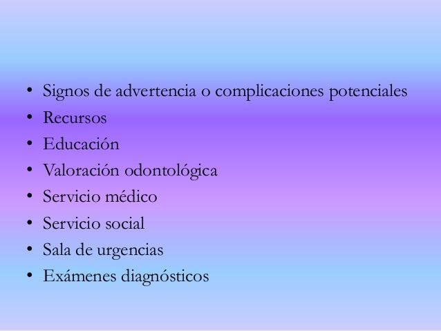 Entrevista • La relación terapéutica entre la enfermera y la mujer se establece durante la entrevista inicial de valoració...