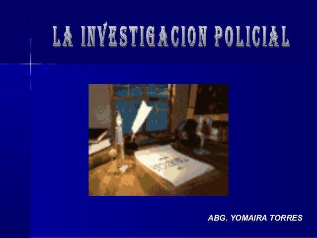 ABG. YOMAIRA TORRES