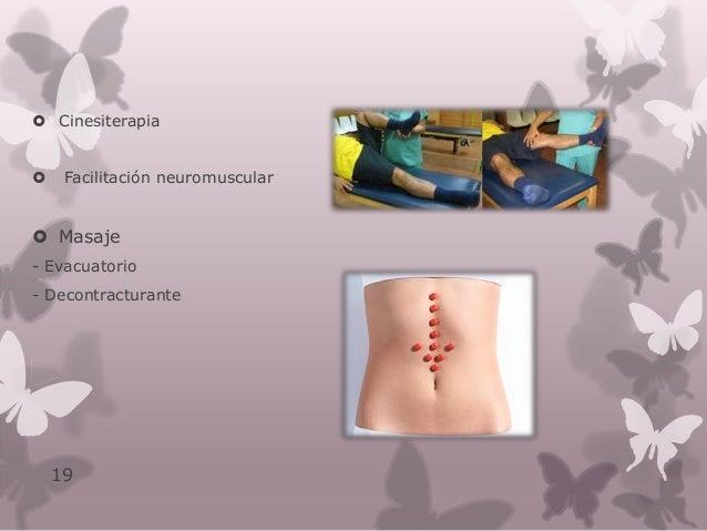  Poleoterapia de cadera y rodilla.  Ejercicios de resistencia 20 NO realizar movimientos combinados de cadera los 2 prim...