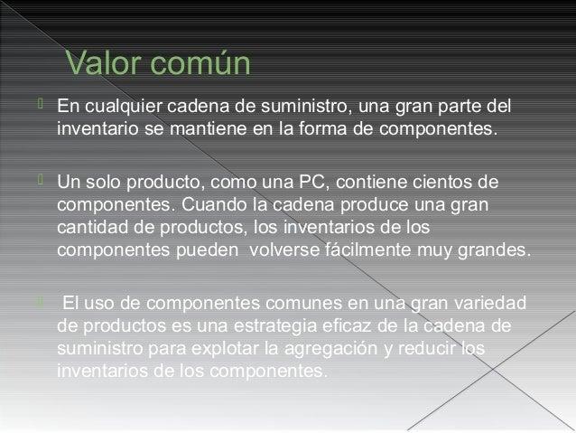 Valor comun y pospuesto 1 Slide 3