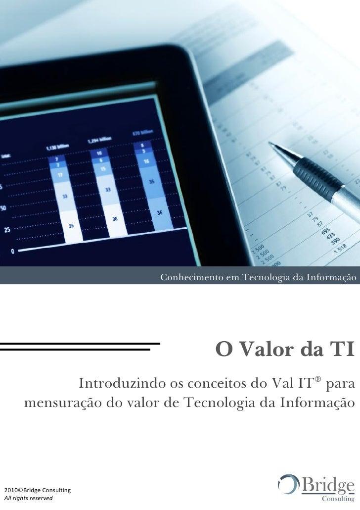 Conhecimento em Tecnologia da Informação                         Conhecimento em Tecnologia da Informação                 ...