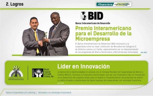 2. Logros «mas»  a5 BID  Santo Interamericano de Desarrollo         'mentar i:  M3311. ri ibitii recam:  r' a is     l Éfiv...