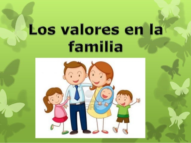 Valores de la familia diogriela