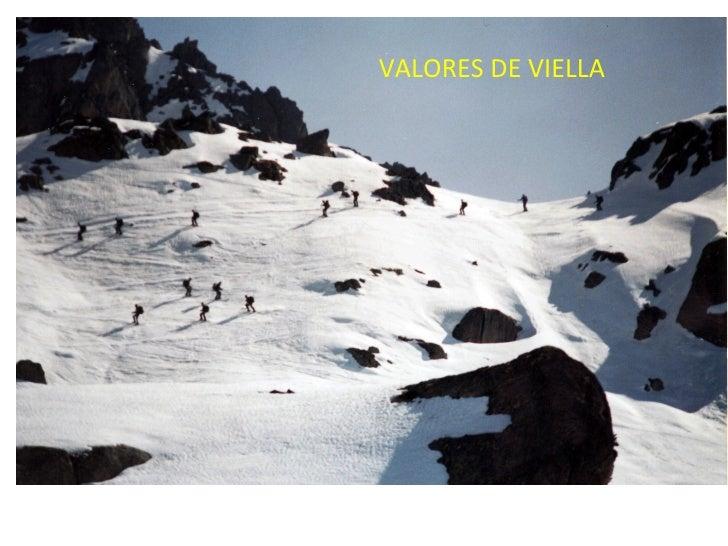 VALORES DE VIELLA