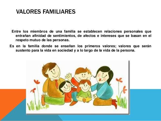 Frases Infantiles Sobre El Valor De La Justicia En El Mundo: Valores En La Familia