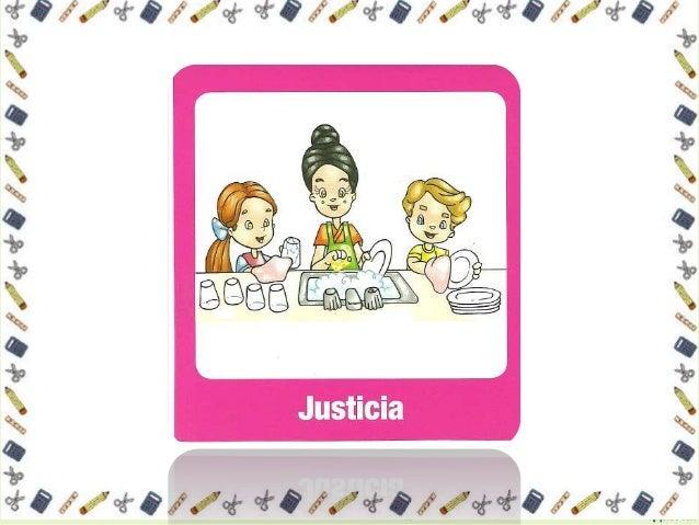 Frases Infantiles Sobre El Valor De La Justicia En El Mundo: Definicion Del Valor De Justicia