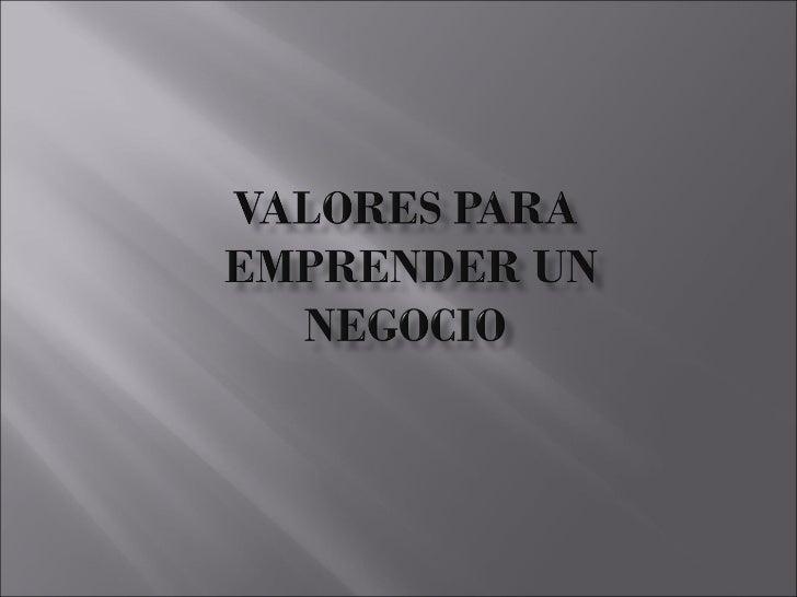 Los valores de la empresa son los pilares más  importantes de cualquier organización. Con ellos en realidad se define así ...