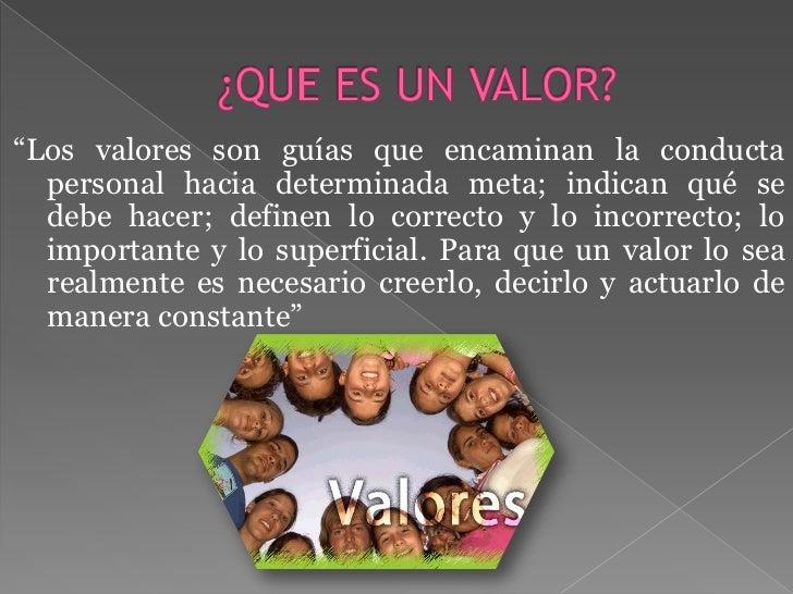 Valores para una buena convivencia social Slide 2