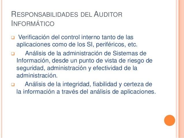 Valores ticos del auditor del sistema inform tico trabajo for Importancia de la oficina dentro de la empresa wikipedia