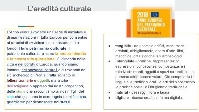 Valorizzare il patrimonio culturale con e twinning Slide 3