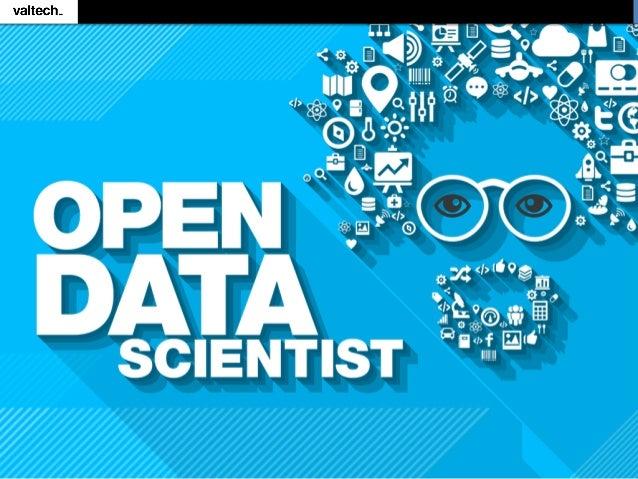 2 Sommaire! • Qu'est-ce que l'«Open Data Scientist»?! • Cas d'étude «eReputation»! • Cas d'étude «Recommandation»...