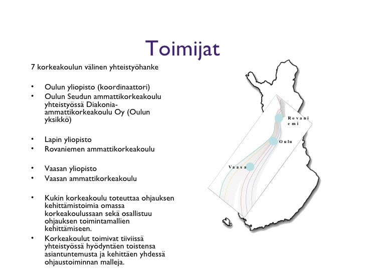 Valtti-hankkeen esittely