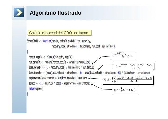 """Algoritmo Ilustrado!! = −1!!"""" 1 − ! !! !!! =!""""# ! − !!, 0 − !""""# ! − !!, 0!! − !!!! !! =1!!""""# ! !− !!, 0 − !""""# ! !− !!, 0!!..."""