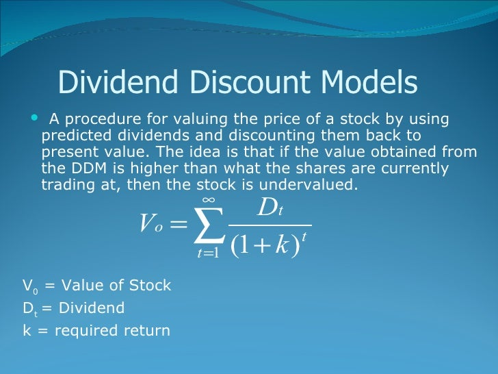 valuation of bonds and stocks This chapter discusses the concept of the time value of money to analyze the values of bonds and stocks the company's financial managers must have a good.