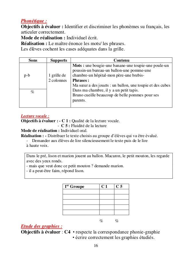 Evaluation Des Prerequis Fr 4eme