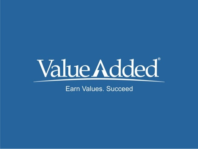 Valueadded Group - Credentials