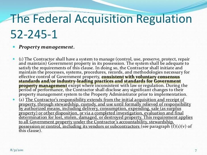 Value added property management