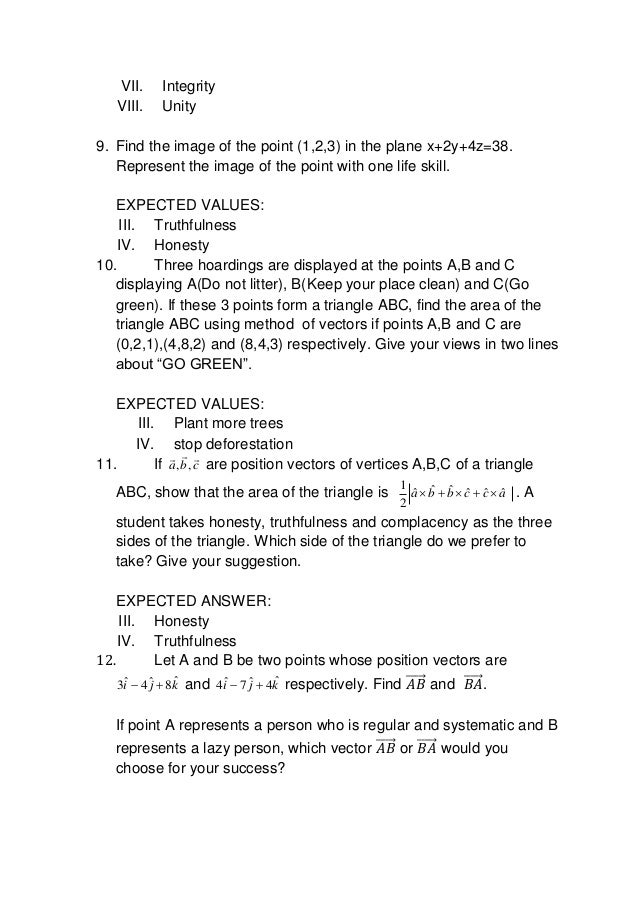 Synthesis Essay Topics Punctuality  Thesis Statements For Argumentative Essays also High School Essay Help Value Based Questions Xii Maths Essay Paper Help