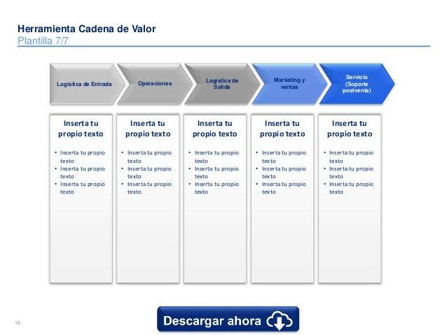 "16 www.slidebooks.com16 Fuentes de información ""Decision Support Tools: Porter's Value Chain"". Cambridge University: Insti..."