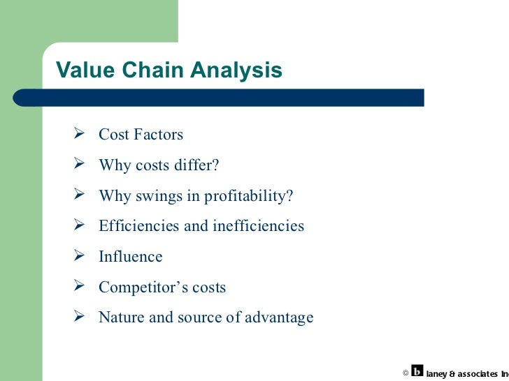 etihad value chain analysis To obtain additional detail on value chain analysis and examples of how value chain analysis is applied in a organization, i encourage you to explore what is available through a search in your university library or on the internet.