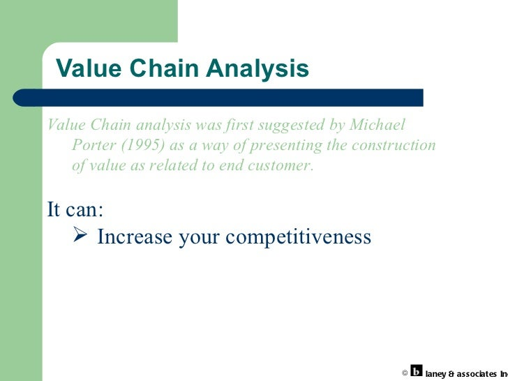 value chain analysis of fmcg Demand planning s&op retail forecasting supply chain analysis » value chain metrics  cpg and fmcg demand planning as a  the cpg value chain.