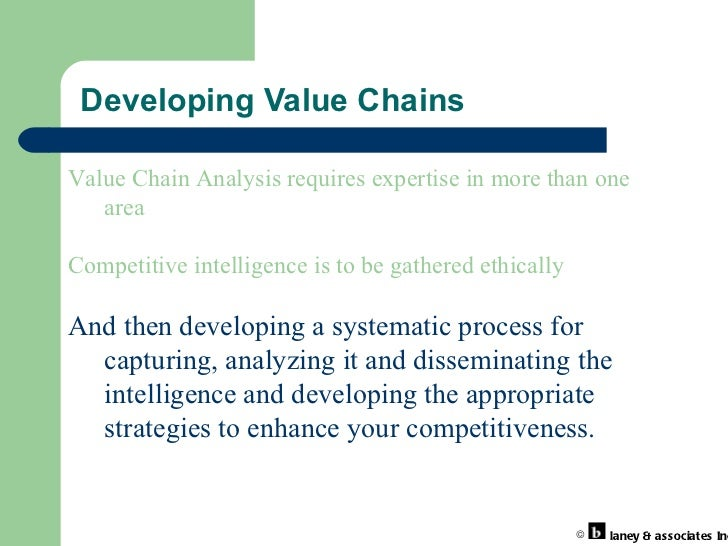 harlequin value chain analysis The value of this process is diminished if we short-circuit it by jumping ahead to find out 'what happened' before we have done our best to understand the case similarly, we lose something when someone with special knowledge of the situation does not respect the necessary process of analysis.