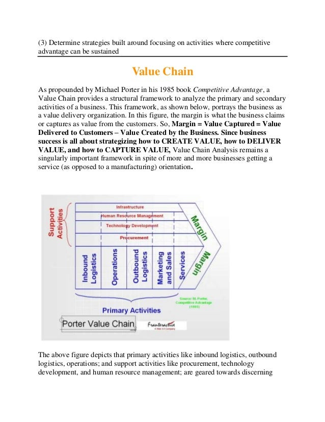 porter s value chain analysis of hdfc bank Since the mid-1980s, michael porter's value chain analysis (ie, his original five forces value chain model) has been a useful tool for numerous companies to the world bank, the united nations conference on trade development, and the international crops institute for the semi-arid tropics all use global value chains.