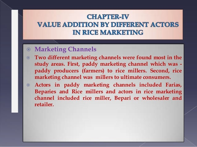 value chain analysis of sab miller It's the value chain  but what's the value chain  packaging pharmanova pi global retailer rohit ramchandani sabmiller shoprite simon berry sodis tanzania.