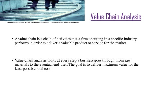 Essays on value chain and globalisation