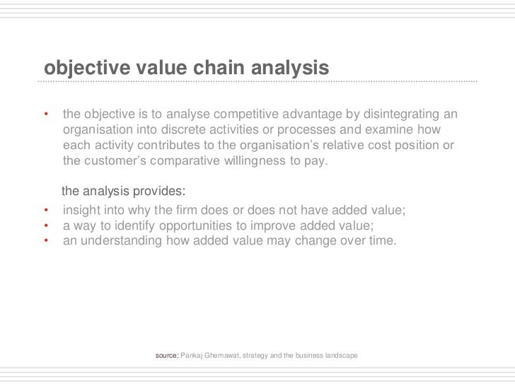 boeing value chain analysis Value chain dynamics  boeing double -technology value chain -competence chain 3 dynamic chain analysis at each node of each chain map 4.