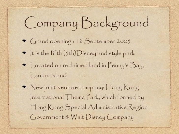 Disney studio entertainment value chain analysis