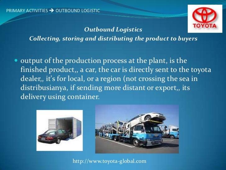 Driving Efficiencies in Automotive Logistics