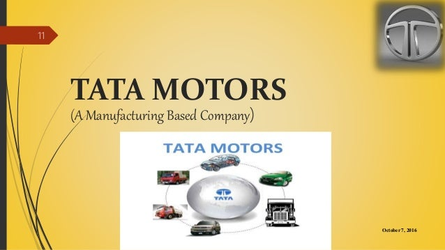 value chain of tata motors Tata motors has been present defence about us with different tata entities serving india's needs in the aerospace and defence manufacturing value chain.