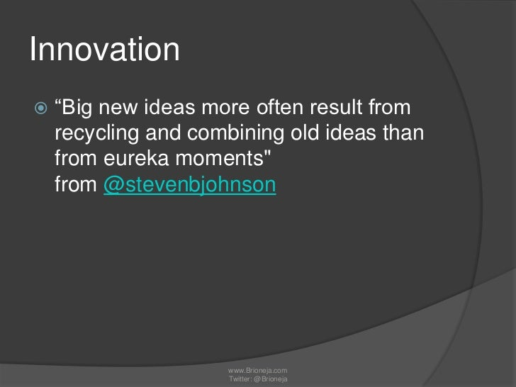 Value co creation the new approach to successful product for Innovative product ideas not yet invented