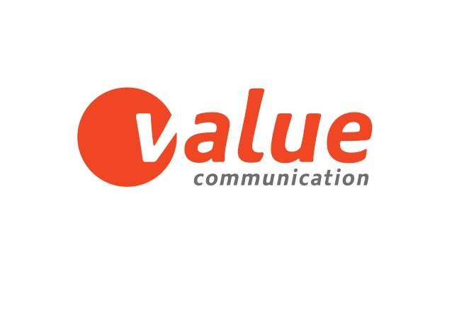 Connecting Innovation to Profit! Advice | Connectivity | Knowledge  Great Pleasure to Meet You!  © 2013 by Value Communic...