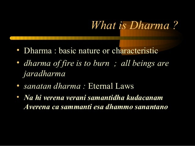 Image result for what is Dharma